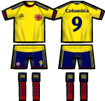 National team Colombia Kit.png