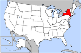 Location of Upstate_New_York