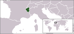 Location of Savoy
