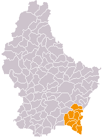 Location of Remich_(canton)