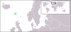 Location of Faroe_Islands