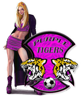 Purple Tigers