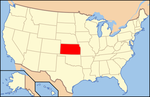 File:Map of USA highlighting Kansas.png