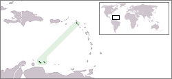 Location of Netherlands_Antilles