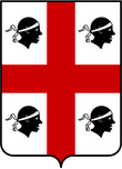 Coat of Arms of Sardinia
