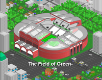 The Field of Green
