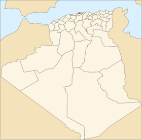 Location of Algiers_Province