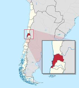 Location of Valparaíso_Region