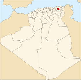 Location of Constantine_Province
