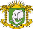 Coat of Arms of Côte d'Ivoire