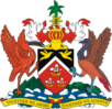 Coat of Arms of Trinidad & Tobago