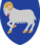 Coat of Arms of Faroe Islands