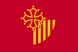 Flag of Languedoc-Roussillon.png