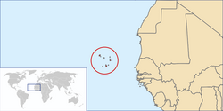Location of Cape_Verde